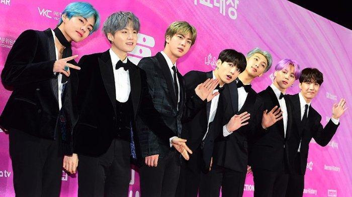 Daftar Pemenang 28th Seoul Music Awards 2019, BTS Raih Daesang Kedua Kalinya