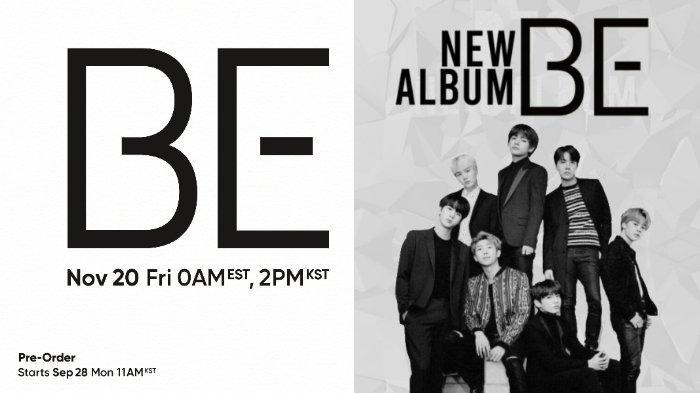 Big Hit Umumkan Judul dan Tanggal Rilis Album Terbaru BTS, Pre Order Mulai Hari Ini