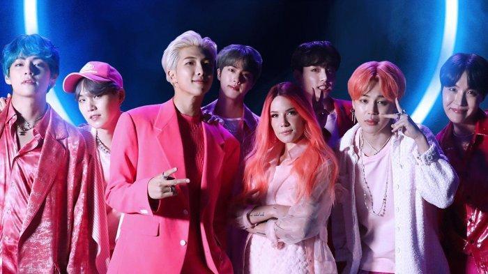 BTS Boy With Luv Dapat Nominasi MTV VMA 2019, Bersaing dengan BLACKPINK & EXO di Kategori Best K-Pop
