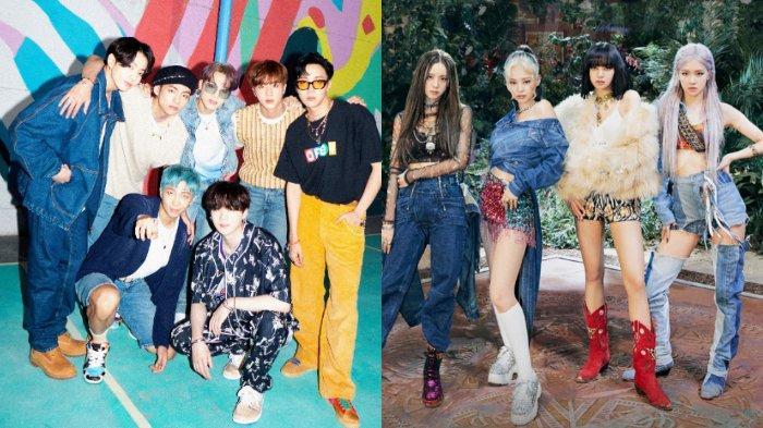 Situs Media Sosial China Larang Akun Fans BTS, Blackpink, hingga EXO Unggah Postingan, Ini Sebabnya