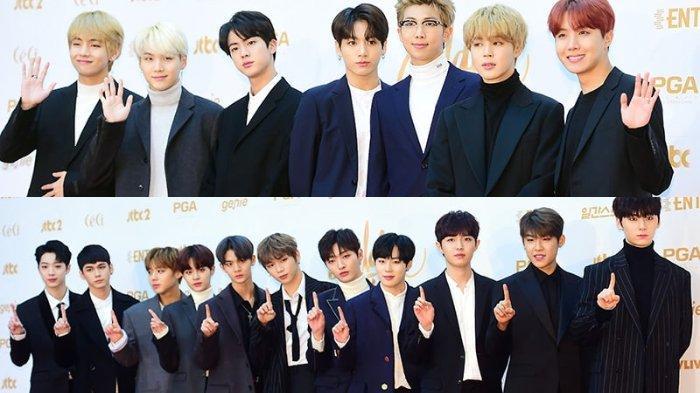 Live Streaming Golden Disc Awards 2019 Hari Kedua, Saksikan Aksi BTS & Wanna One Pukul 15.00 WIB