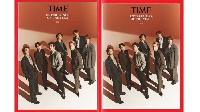 Kembali Raih Prestasi, BTS Dinobatkan Sebagai 2020 Entertainer of The Year oleh TIME Magazine