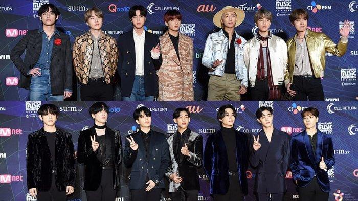 LIVE STREAMING 34th Golden Disc Awards 2020 Sore Ini, BTS dan GOT7 akan Tampil, Mulai 13.30 WIB