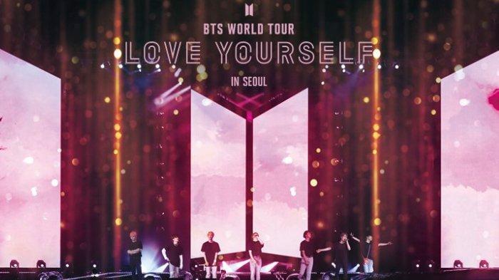 Promo Diskon Tiket Film BTS LOVE YOURSELF hingga Rp 50 Ribu, Simak Syarat dan Ketentuannya Berikut