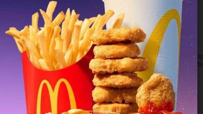 BTS Meal McDonalds Tersedia Mulai Hari Ini, 9 Juni 2021, Berikut Cara Mendapatkannya