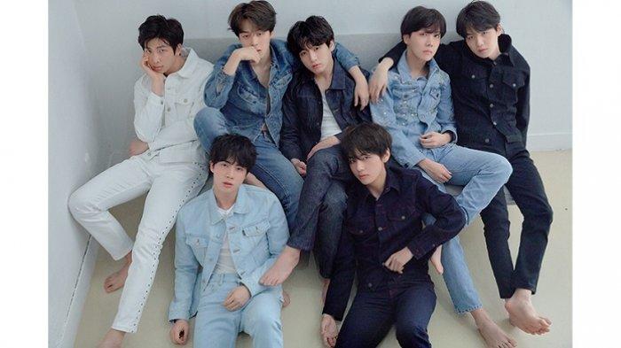 BTS Sukses Jadi Selebriti Korea paling Dicari untuk Model Iklan, Pembayarannya Capai Rp 19 Miliar!