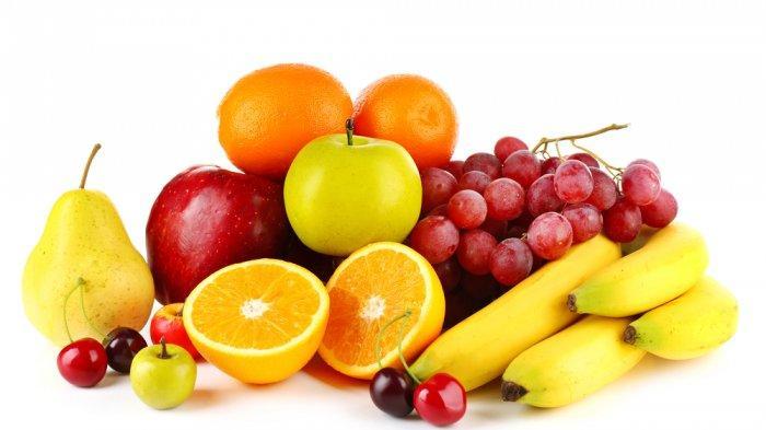 Buah-buahan baik untuk tumbuh kembang anak.