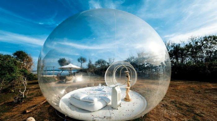 6 Bubble Hotel Unik di Dunia, Ada yang Berasal dari Indonesia