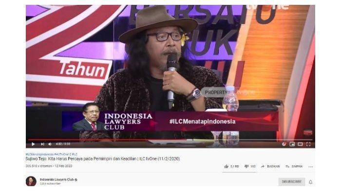Ngaku Tak Mau Menghina, Sudjiwo Tedjo Soroti Pencalonan Menantu Presiden: Enggak Aman kalau Gak Kaya