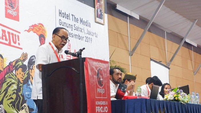Budi Arie Setiadi Kembali Terpilih Menjadi Ketua Umum Projo
