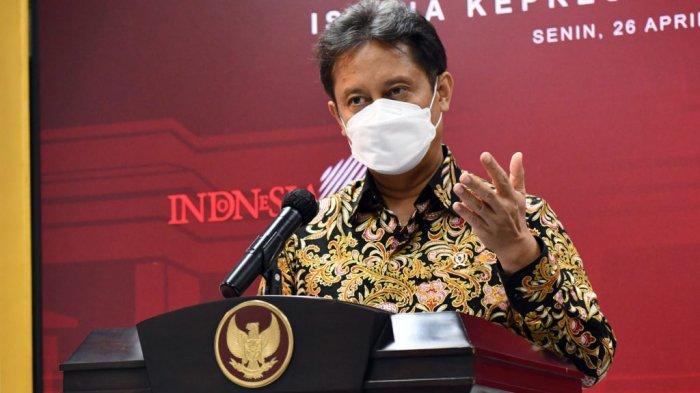 BREAKING NEWS, Menkes Umumkan Varian Baru Corona dari India dan Afrika Selatan Masuk ke Indonesia