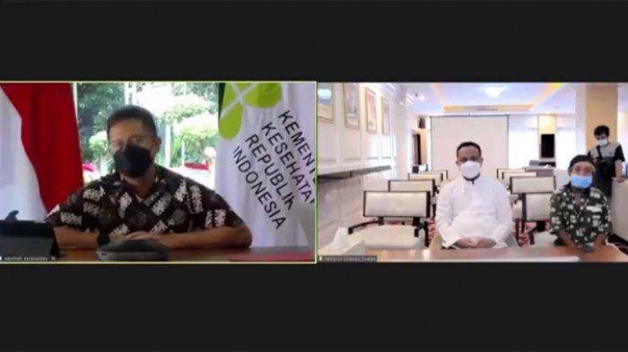 Kisah Kakek Safaruddin Kayuh Sepeda 15 Km Demi Vaksinasi Menarik Perhatian Menkes Budi Gunadi