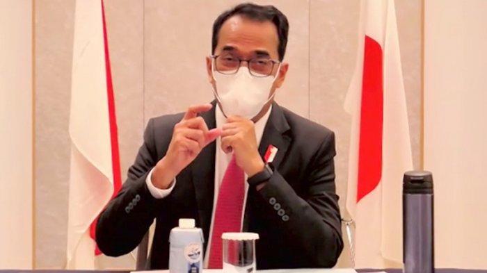 Menhub Budi Lega Semua Pihak di Jepang Dukung Pembangunan Infrastruktur Indonesia