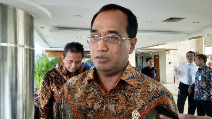 Menhub: LRT Jakarta Akan Gunakan Teknologi Moving Block