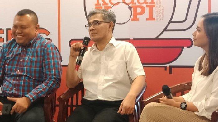 Ketua Umum Inovator 4.0 Indonesia, Budiman Sudjatmiko dalam sebuah diskusi bertajuk