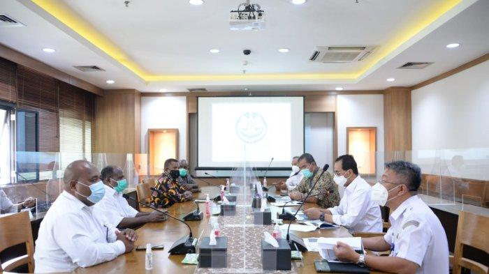 Buka Wilayah 3TP Melalui Konektivitas Multimoda di Nduga Papua