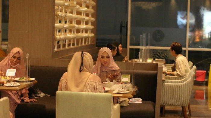 Makan Sepuasnya Saat Bukber, Pengunjung Hotel Novotel Dilarang Kembalikan Menu yang Sudah Diambil