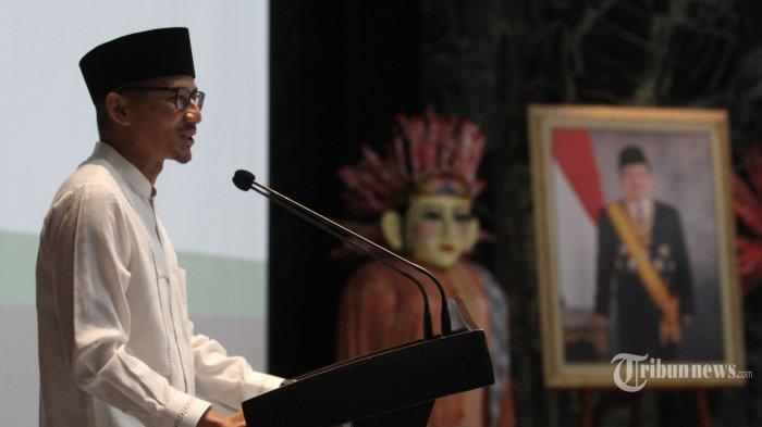 Sandiaga Uno Sebut Potensi Zakat di Jakarta Bisa Capai Rp 70 Triliun