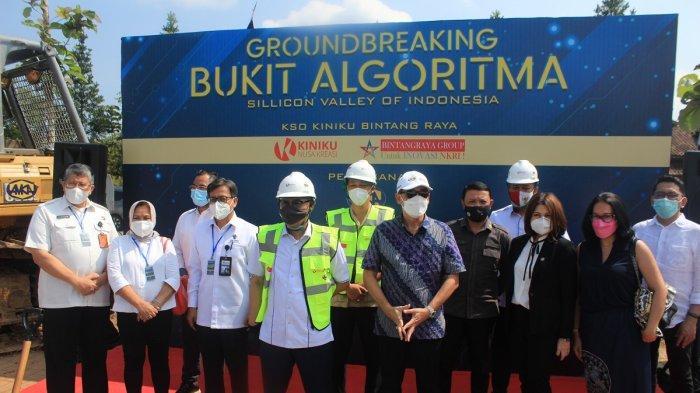 Silicon Valley Indonesia Mulai Ground Breaking di Sukabumi