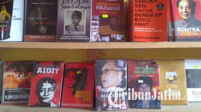 Gubernur Lemhanas Ragukan Perintah Panglima TNI Terkait Razia Buku PKI