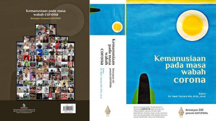 Hari Buku 17 Mei, Penulis Indonesia Luncurkan Buku Bersama ''Kemanusiaan pada Masa Corona''