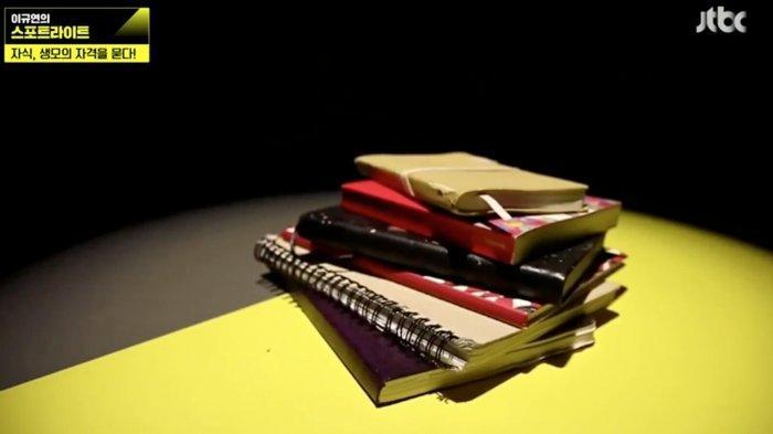 buku harian Goo Hara