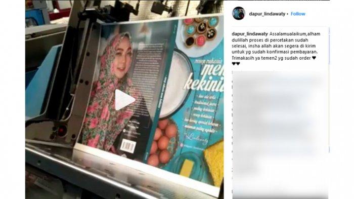 Resep Kue dan Roti Terfavorit di Medsos Kini Dikompilasi dalam Buku 'Resep Rahasia Menu Kekinian'
