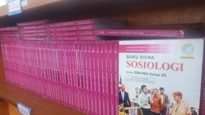 Buku Pelajaran Sosiologi SMA di Jabar Muat Tautan Situs Dewasa, Bisa Diakses Lewat Ponsel