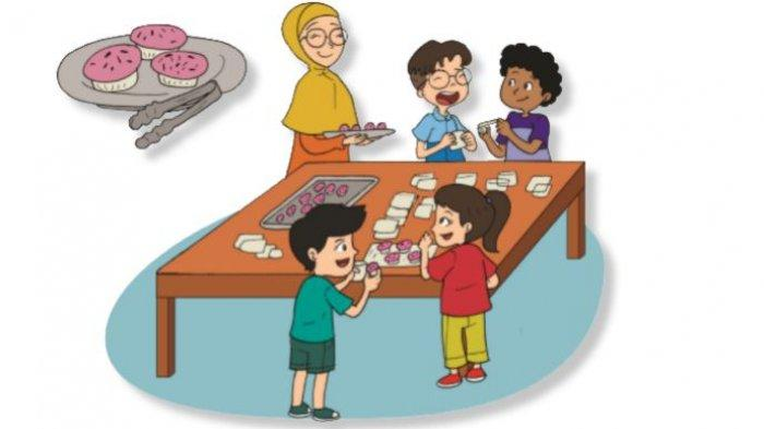 Kunci Jawaban Tema 4 Kelas 3 SD Halaman 164 166 167 168 169 Buku Tematik Subtema 4 Pembelajaran 5