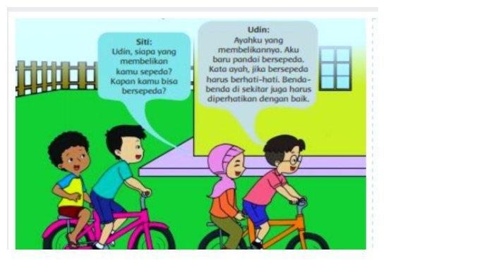 Buku Tematik Kelas 2 SD Tema 8 Subtema 2 Pembelajaran 6 Halaman 97