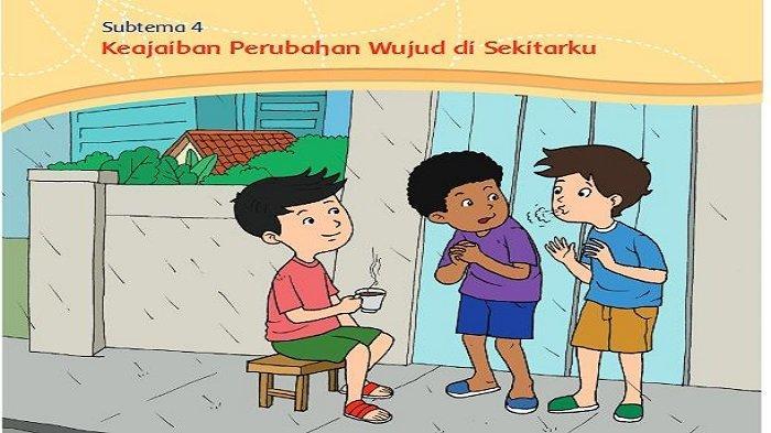 Kunci Jawaban Buku Tematik Tema 3 Kelas 3 SD Subtema 4 Halaman 177, 180, 181, 182, 186, 187