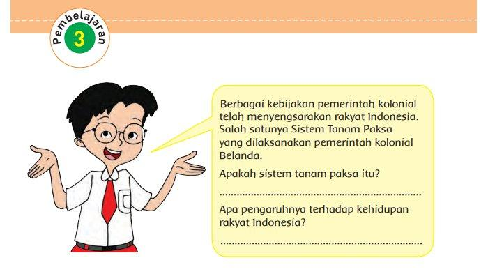 Kunci Jawaban Tema 7 Kelas 5 Halaman 30 32 33 35 37 41 42 Buku Tematik SD Pembelajaran 3
