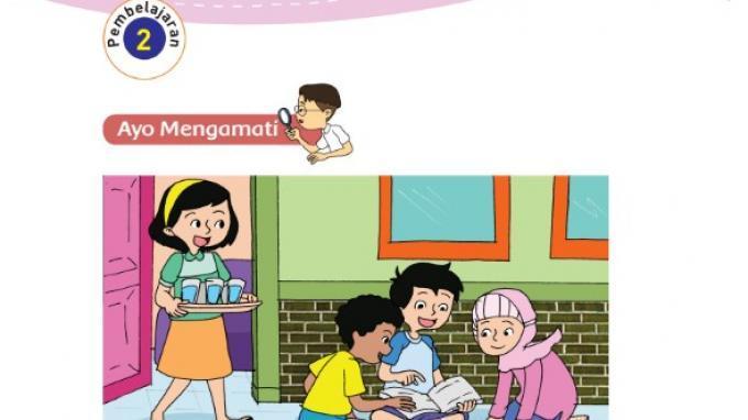 KUNCI JAWABAN Buku Tematik Tema 2 Kelas 3 SD Halaman 10 11 12 15 16 17 18 Pembelajaran 2 Subtema 1