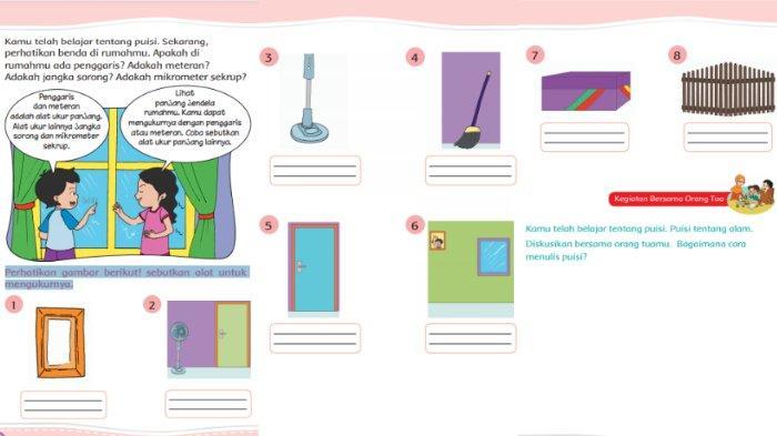 Buku Tematik Tema 5 Kelas 2 SD halaman 62, 63, 64