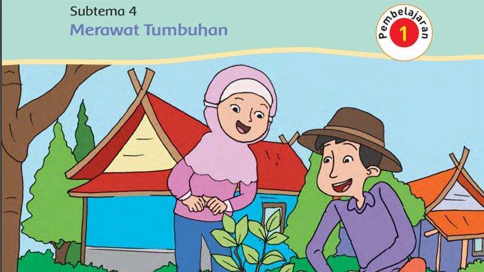 Kunci Jawaban Tema 6 Kelas 2 SD Halaman 157 158 159 161 162 Buku Tematik Subtema 4 Pembelajaran 1
