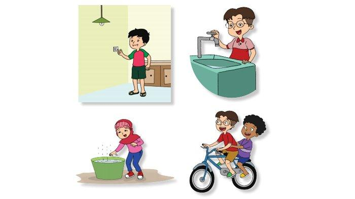Kunci Jawaban Tema 6 Kelas 3 Halaman 183 184 185 186 187 188 Buku Tematik SD Pembelajaran 5