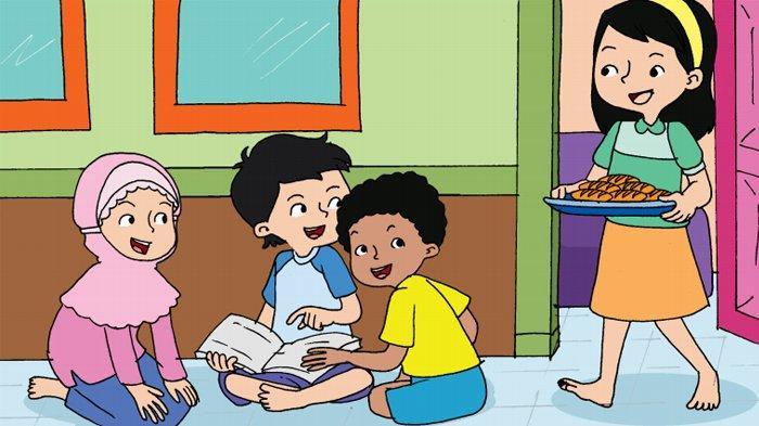 Kunci Jawaban Tema 7 Kelas 3 Halaman 5 7 8 11 Buku Tematik SD Pembelajaran 1 Subtema 1