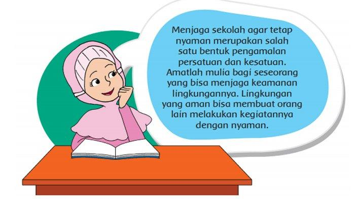 Kunci Jawaban Tema 7 Kelas 6 SD Halaman 133 134 135 Buku Tematik Pembelajaran 6 Subtema 3
