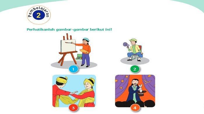 Buku Tematik Terpadu Kurikulum 2013 Kelas 4 Tema 6 Subtema 2 Pembelajaran 2