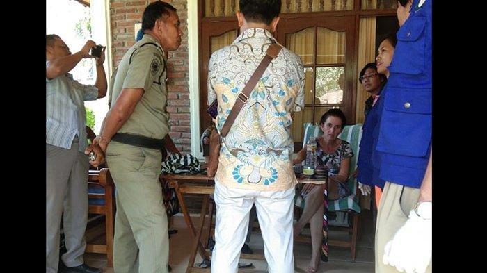 Bule Ngamuk di Bali, Selalu Bertengkar Setiap Bertemu Suami Hingga Penghuni Hotel Resah