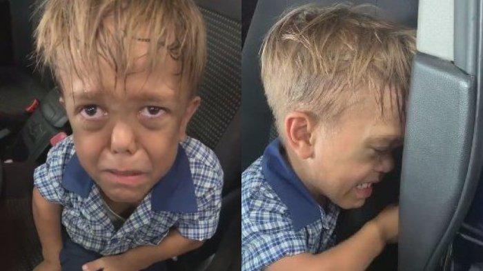 Seorang Ibu Bagikan Video Anaknya yang Meminta Tali untuk Bunuh Diri karena Fisiknya Dibully Teman Sekolah