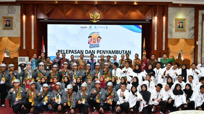 BUMN Hadir Untuk Negeri Peringati HUT Ke-74 Republik Indonesia Di Provinsi Kalimantan Selatan