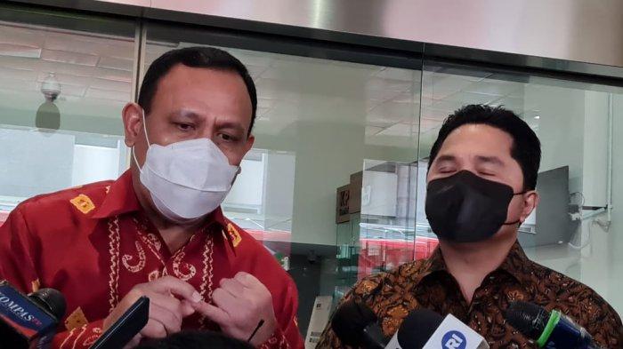 27 BUMN Teken Kerjasama dengan KPK, Berikut Rincian Perusahaan Pelat Merah Itu