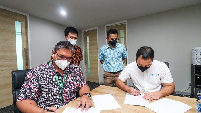 Induk Usaha RS Bunda Gandeng Klinik Pintar Kembangkan Telemedicine