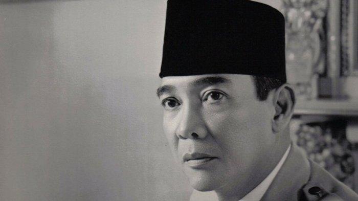 Bung Karno-Update Jadwal TVRI Belajar dari Rumah, Senin 1 Juni 2020: Film Soekarno - Ketika Bung di Ende.