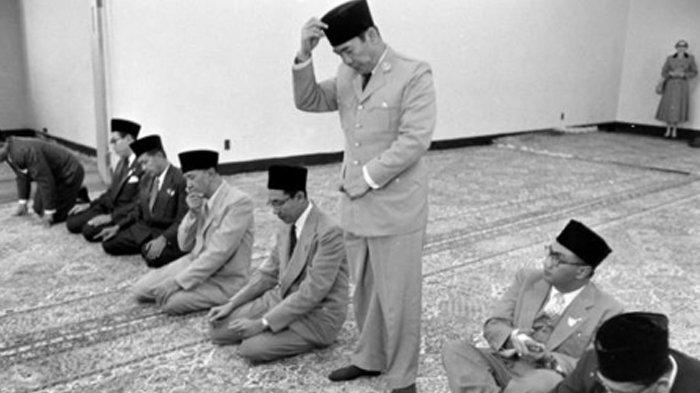 Awal Mula Istilah Halal Bihalal, Permintaan Bung Karno pada Kiai NU saat Elite Politik Gaduh