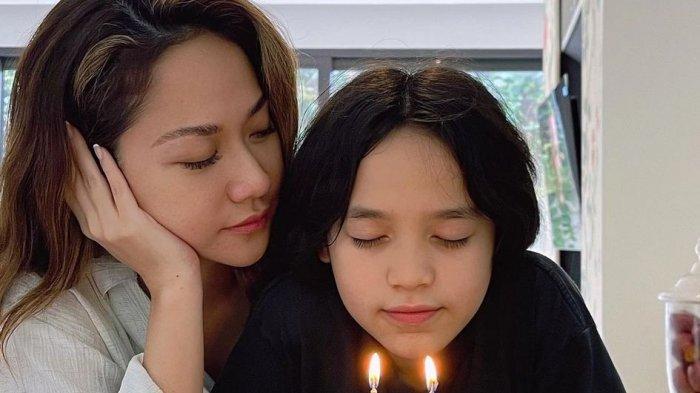 Bunga Citra Lestari Ungkapkan Harapan Ini untuk Noah Sinclair yang Berulang Tahun ke-11