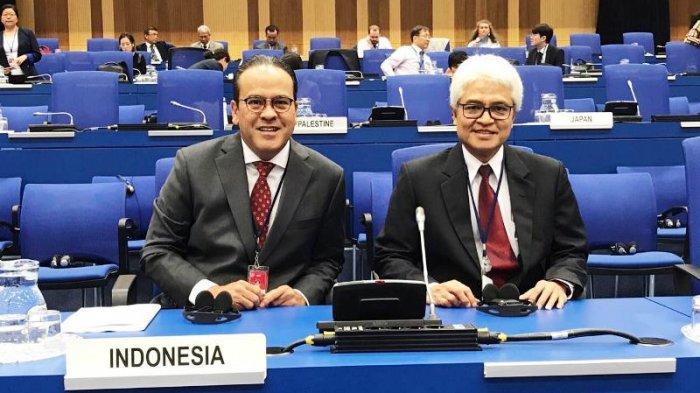 Bunjamin Noor Bangga Industri Nuklir Indonesia Bisa Hadir Pada Sidang Umum IAEA