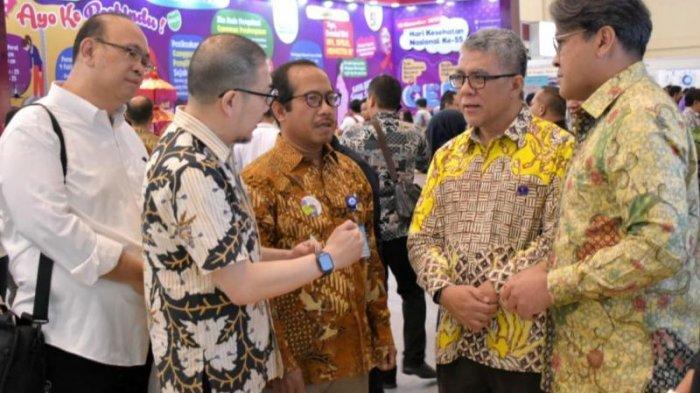 Pameran Pembangunan Kesehatan 2019 Diikuti Oleh PT Industri Nuklir Indonesia