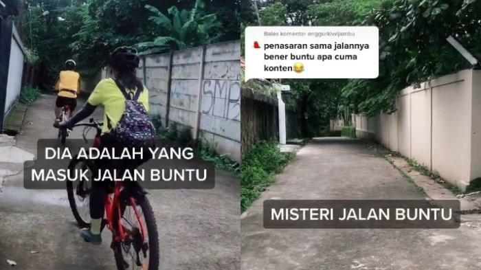 VIRAL Pria Ungkap Misteri Jalan Buntu yang Banyak 'Memakan' Korban, Ternyata Ada TPU di Ujung Jalan